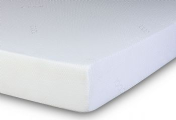 Memory Foam Ortho King Mattress + Pillows